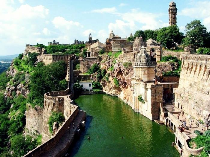 Image result for Chittorgarh Fort