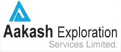 Aakash Exploration Services Limited Logo