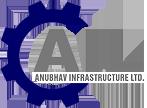 Anubhav Infrastructure Ltd Logo