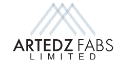 Artedz Fabs Limited Logo