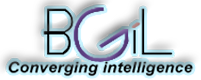 Bharatiya Global Infomedia Ltd Logo