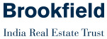 Brookfield India Real Estate Trust Logo