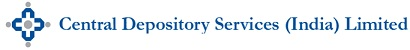 Central Depository Services (India) Limited Logo