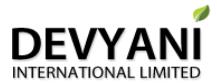 Devyani International Limited Logo