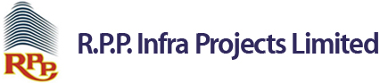 R.P.P Infra Projects Limited Logo