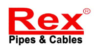 Rex Pipes and Cables Industries Ltd Logo