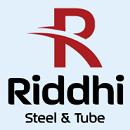 Riddhi Steel & Tube Ltd Logo