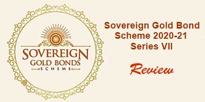 Sovereign Gold Bond Tranche 7 Review (Oct 2020)