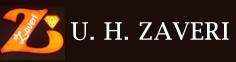 U. H. Zaveri Limited Logo