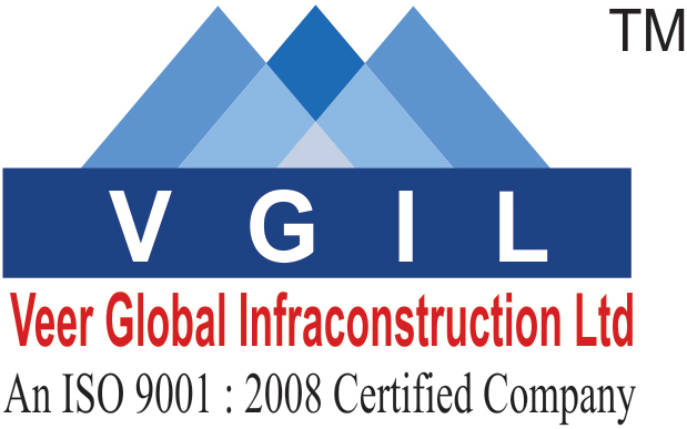 Veer Global Infraconstruction Limited Logo