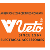 Veto Switchgears and Cables Ltd Logo