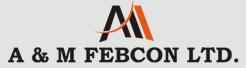 A & M Febcon Ltd Logo
