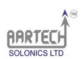 Aartech Solonics Limited Logo