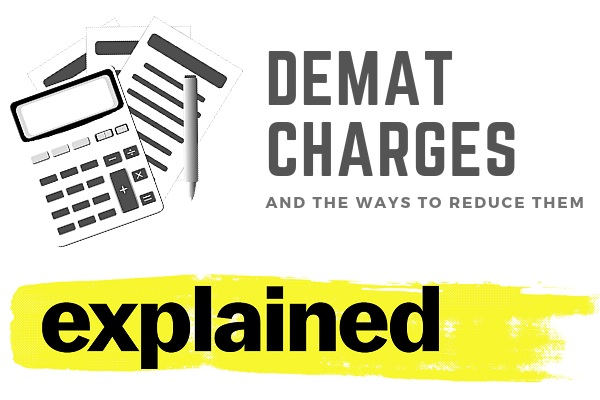 Demat Account Fees & Charges