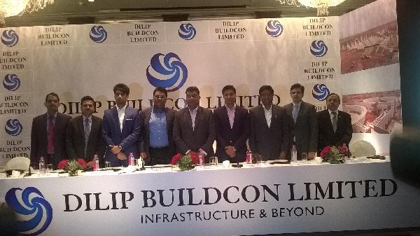Dilip buildcon ltd ipo