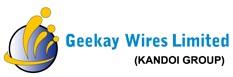 Geekay Wires Ltd Logo