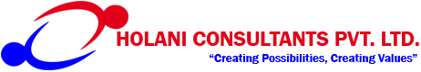 Holani Consultants Private limited Logo