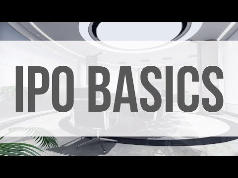 IPO Basics FAQs