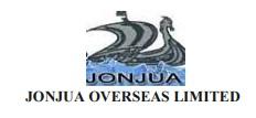 Jonjua Overseas Limited Logo