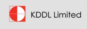 KDDL Limited Logo
