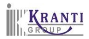 Kranti Industries Limited Logo