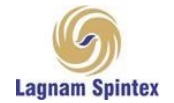 Lagnam Spintex Limited Logo