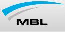 MBL Infrastructures Ltd Logo