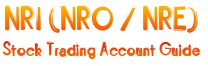 NRI Trading Account Charges, Questions, Guide - India Stock Market