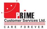 Prime Customer Services Ltd Logo
