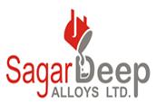 Sagardeep Alloys Ltd Logo