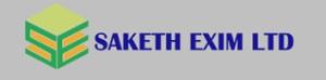Saketh Exim Limited Logo