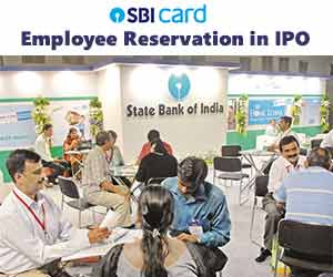 SBI Cards IPO Employees Application - Explained