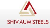 Shiv Aum Steels Ltd Logo
