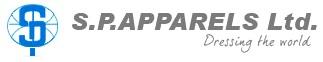 S P Apparels Ltd Logo