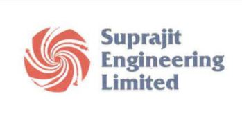 Suprajit Engineering Limited Logo