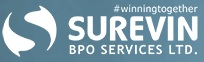 Surevin BPO Services Ltd Logo