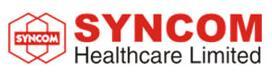 Syncom Healthcare Limited Logo
