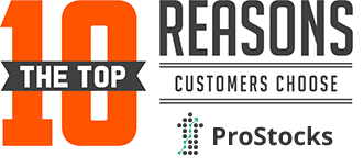 The top 10 reasons to trade with ProStocks