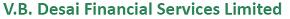 V B Desai Financial Services Limited Logo