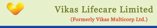 Vikas Lifecare Limited Logo