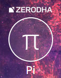 Zerodha Pi Logo
