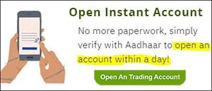 Open Instant Account with Edelweiss
