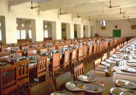sainik school chittorgarh Mess