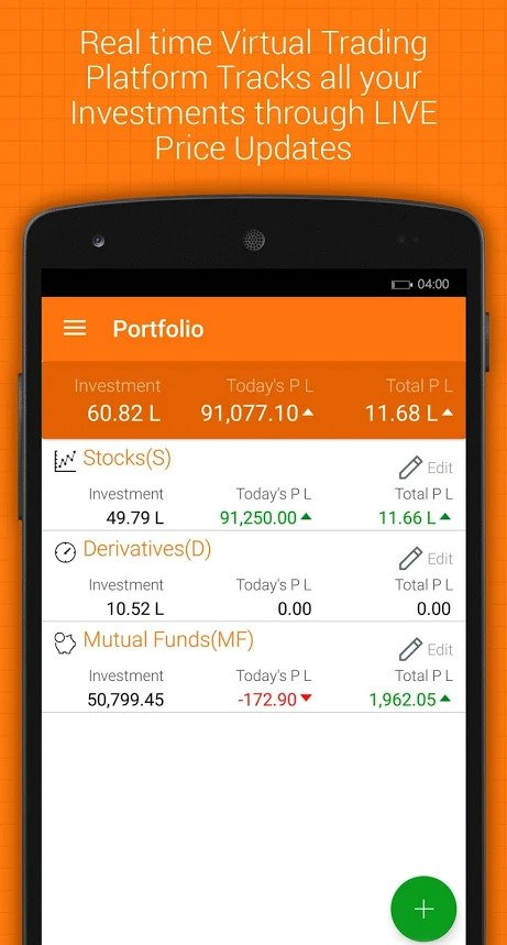 IIFL Markets Mobile App Demo 2