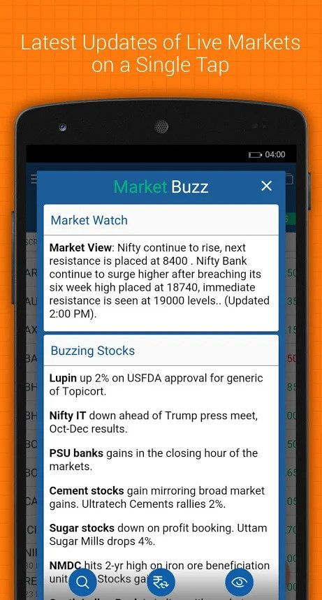 IIFL Markets Mobile App Demo 6
