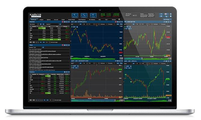 Karvy Web Trading