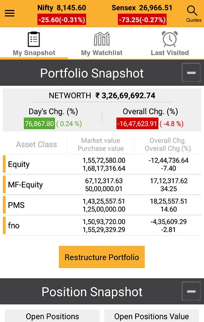 Motilal Oswal Mobile Trading 1