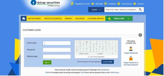 SBI Smart Web