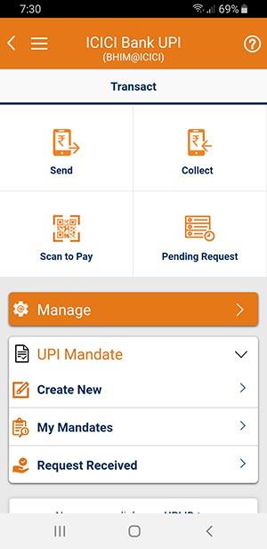 Zerodha UPI IPO Mandate Demo 1