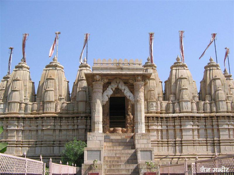 Jain Temple Satbis Deora 4